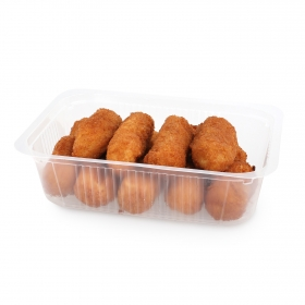 Croquetas de pollo La Hogareña 250 g aprox