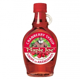 Sirope de arándanos Maple Joe 250 g.