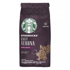 Café molido verona Starbucks 200 g.