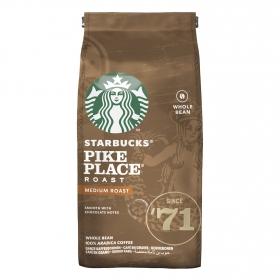Café en grano pike place Starbucks 200 g.
