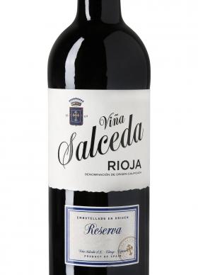 Viña Salceda Tinto Reserva 2013