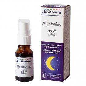 Melatonina en spray  Juvamine 15 ml.