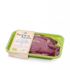 Filete 1ªB de Añojo Ecológico El Encinar de Humienta 450 g