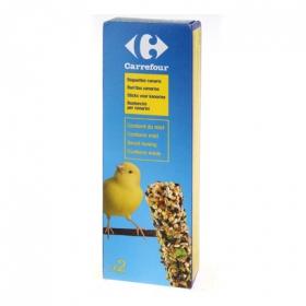 Barritas para Canarios de Miel, Carrefour