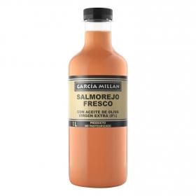 Salmorejo fresco con aceite de oliva virgen extra García Millán 1 l.