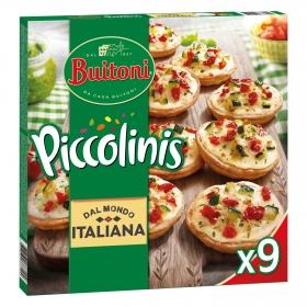 Piccolinis con tomates marinados Italiana Buitoni 270 g.