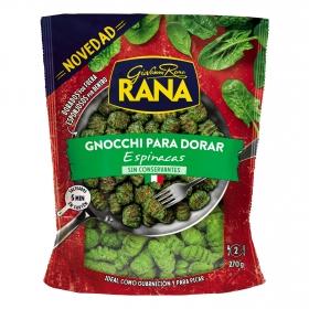Gnocchi de espinacas para dorar Rana 270 g.