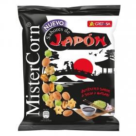 Aperitivos sabores de Japón