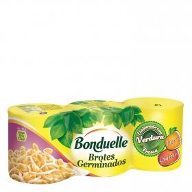 Brotes de soja Bonduelle pack de 3x90 g.