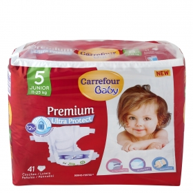 Pañal Premium T5 (11-25 kg.)