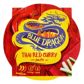 Pasta tailandesa al curry picante Blue Dragon 50 g.
