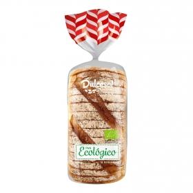 Pan de molde de ecológico DulceSol 500 g.