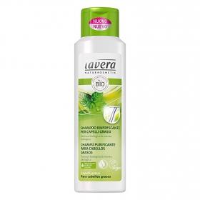 Champú purificante Bio para cabellos grasos