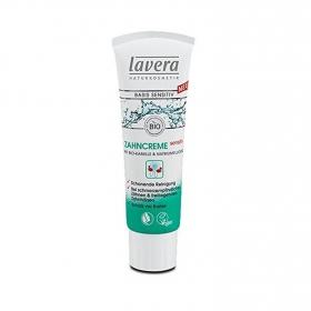 Dentífrico Bio Sensitiv manzanilla y flúor
