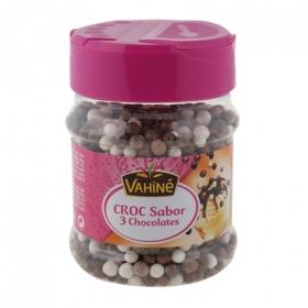 Bolas de cereales al cacao Vahiné 90 g.