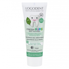 Gel dentífrico mentas verde Kinds Bio