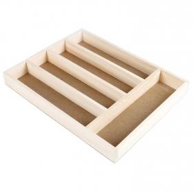 Cubertería FAVECO Abedul 36X28X5 cm