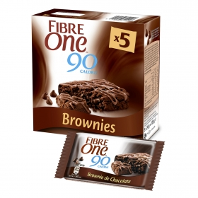 Bizcochitos chocolate Fibre One 5 ud.
