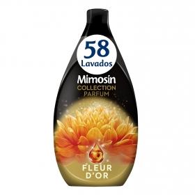 Suavizante concentrado Fleur D'or Mimosín 58 lavados.