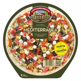 Pizza Mediterránea Casa Tarradellas 425 g.