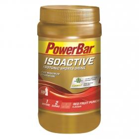 Bebida isotónica Powerbar sabor frutos rojos 600 g.