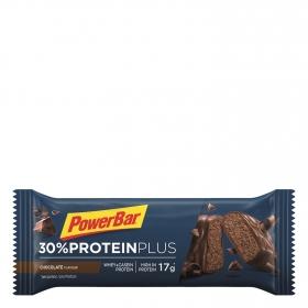 Barritas de proteínas sabor chocolate Powerbar 55 g.