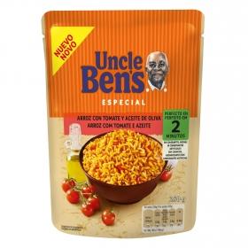 Arroz con tomate y aceite de oliva Uncle Ben's 250 g.