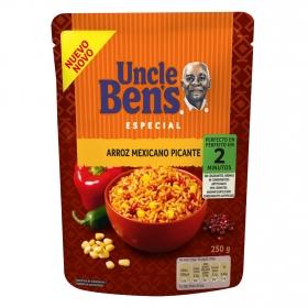 Arroz mejicano picante Uncle Ben's 250 g.