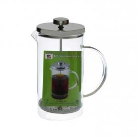 Cafetera de Vidrio 6tzs - Transparente