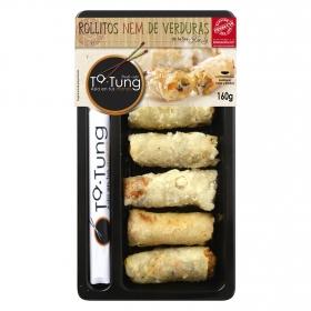 Rollitos Nem de verduras Ta-Tung 160 g.