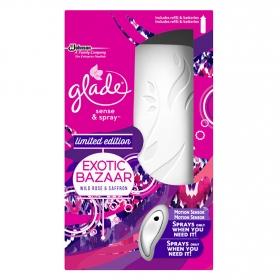 Ambientador sense & spray Exotic Bazaar aparato + recambio