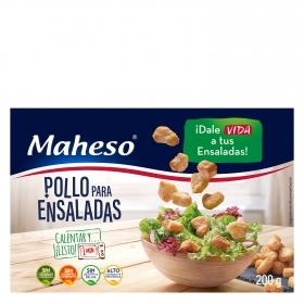 Pollo para ensaladas Maheso 200 g.
