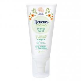 Crema facial hidratante ecológica Natural Denenes 500 ml.