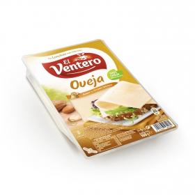 Queso oveja en lonchas El Ventero 160 g.