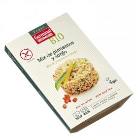 Mix de pimientos y sorgo sin gluten Bio