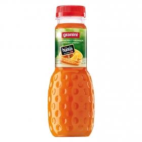 Néctar de zanahoria y naranja de la Huerta