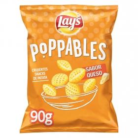 Aperitivo de patata sabor queso Lay's Poppables 90 g.