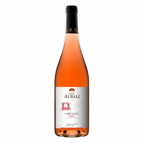 Vino de la tierra de Castilla rosado Garnacha Viña Albali 75 cl.
