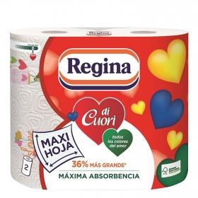 Papel de cocina Regina 2 rollos