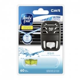 Ambientador Car aqua