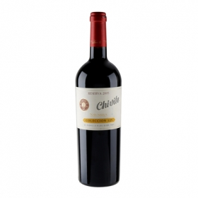 Vino D.O Navarra 125 tinto reserva Chivite 75 cl.
