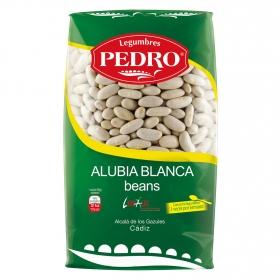 Alubia blanca Pedro 1 kg.