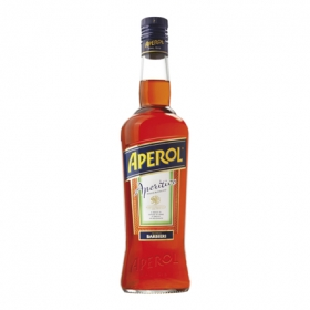 Licor aperitivo Aperol
