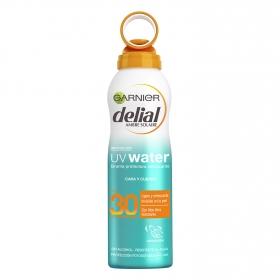 Bruma protectora refrescante FP 30 UV Water Garnier Delial 200 ml.