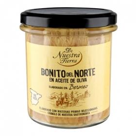 Bonito del Norte en aceite de oliva De Nuestra Tierra 290 g.