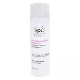 Leche desmaquillante piel normal mixta Roc 200 ml.