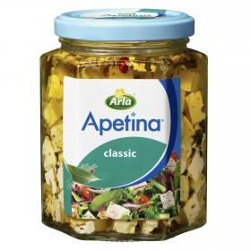 Queso clásico apetina Arla 300 g.