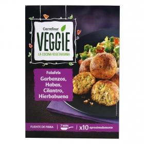 Falafels vegetal Veggie Carrefour Veggie 200 g.