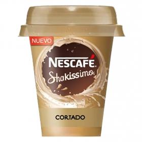 Café natural cortado Shakissimo