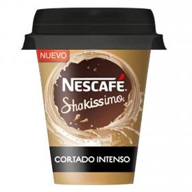 Café natural cortado intenso Shakissimo